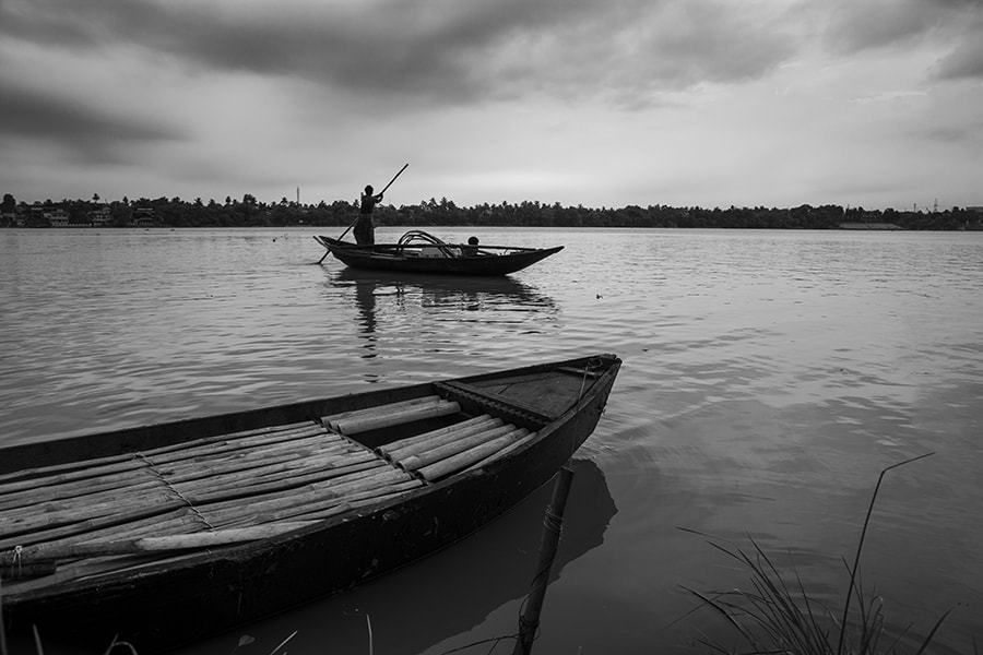 Photograph The Lonely Helmsman by Sourik Ghosh on 500px