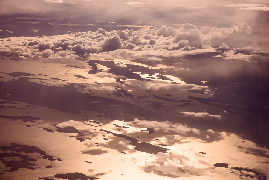 Photograph Above the clouds by Hamed Rafi on 500px