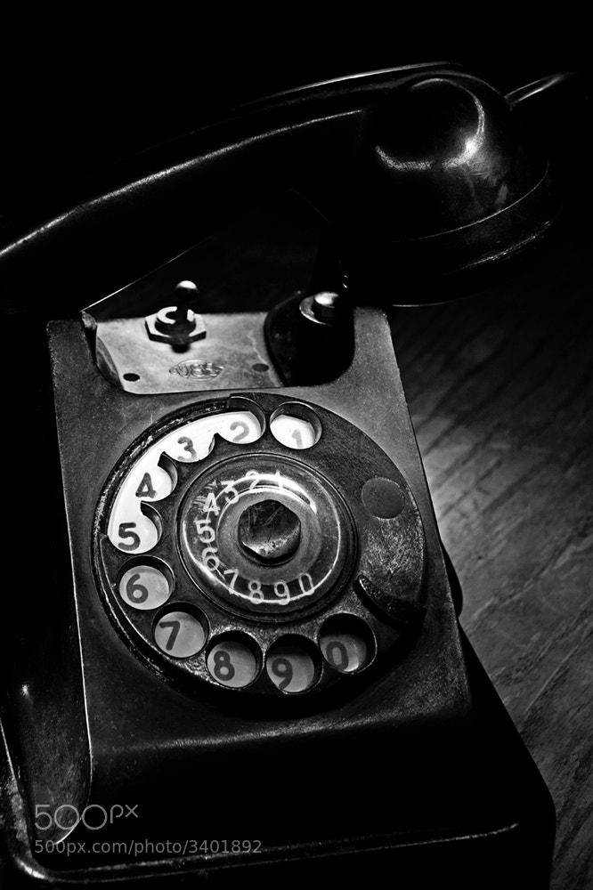 Photograph Do not call ... by Algis Ražauskas on 500px
