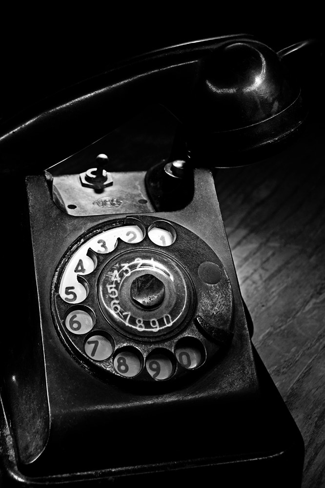 Photograph Do not call ... by Algis Ražauskas on 500px
