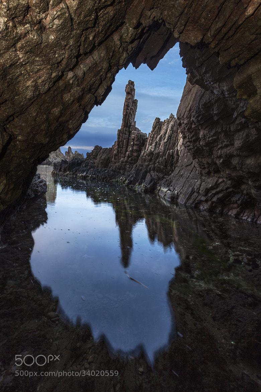Photograph Interior de la cueva by Francisco J Ruano Rodriguez on 500px