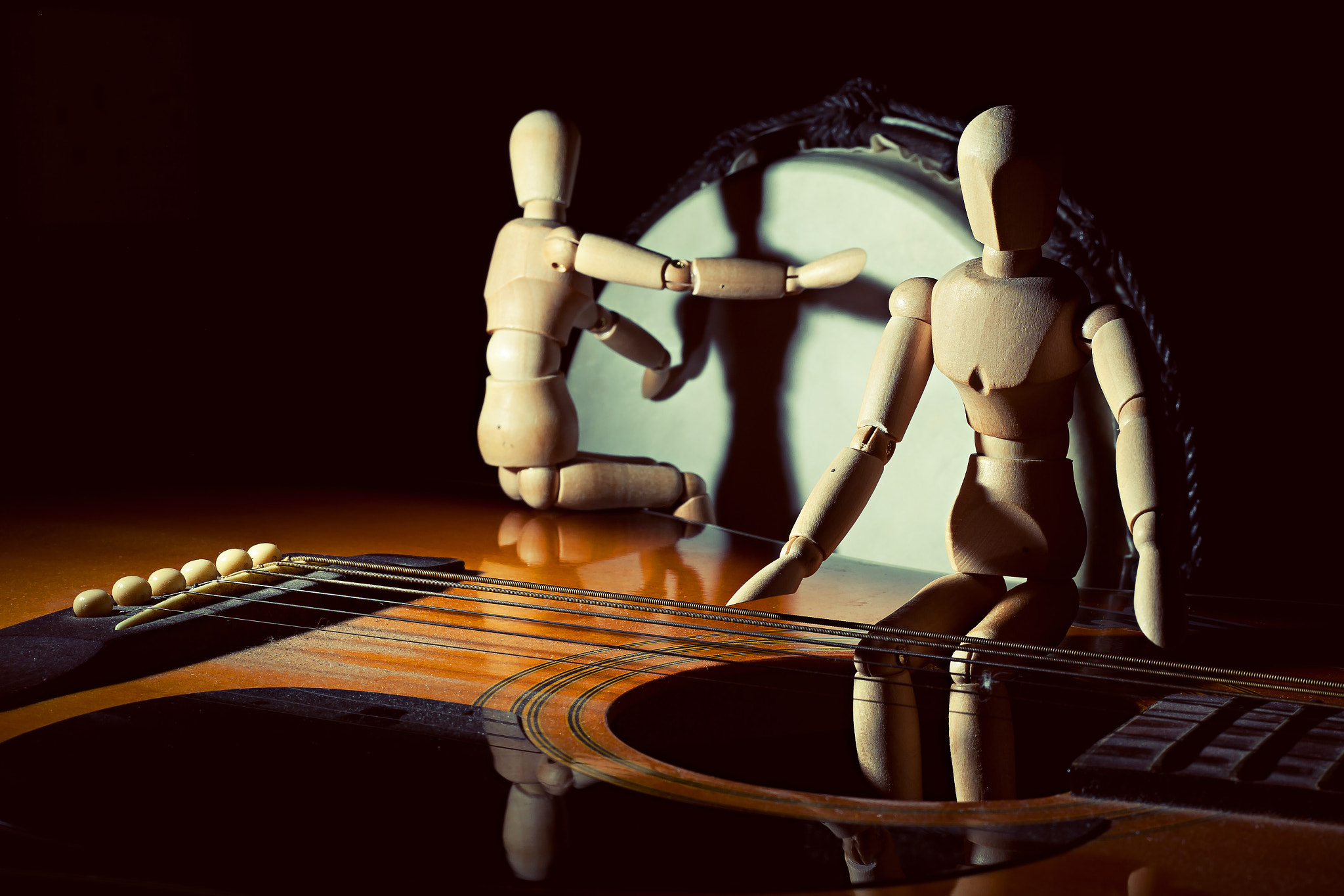 Photograph Lets Make Music by Daniel Talbot on 500px