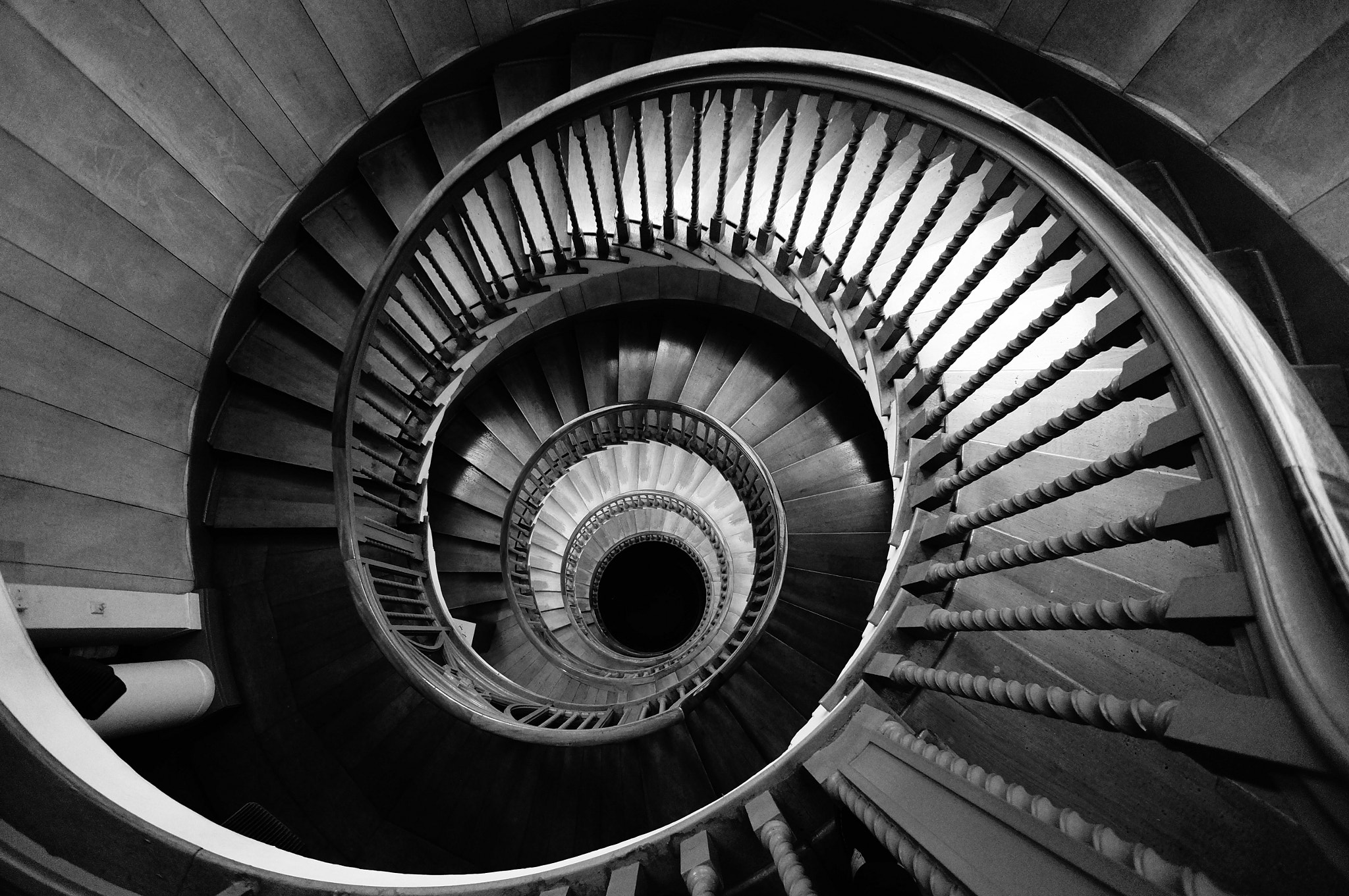 Photograph The London spiral by Dario Mulas Debois on 500px