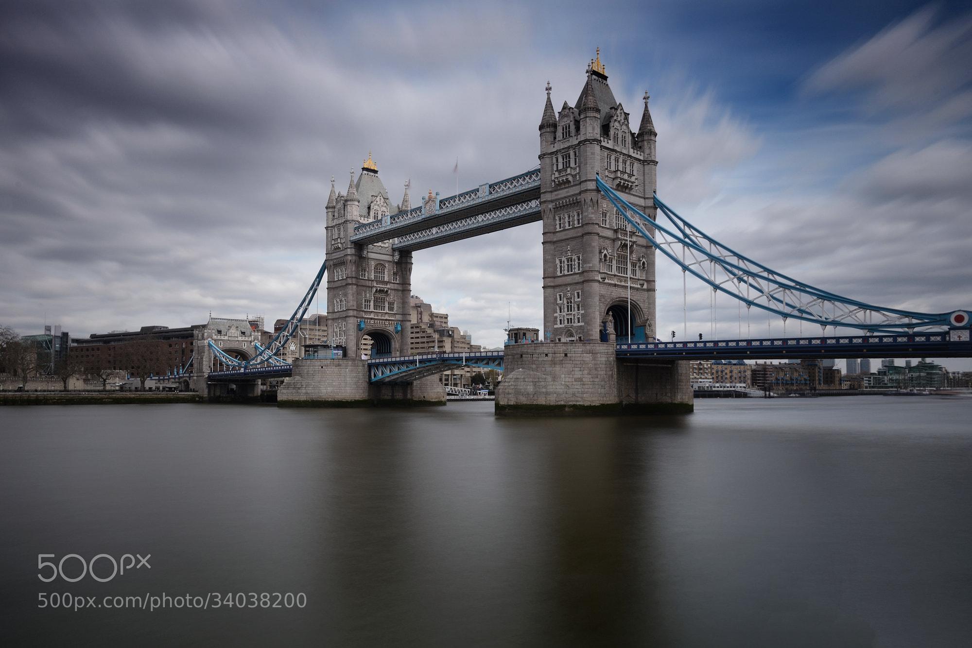 Photograph Tower Bridge by Carlos Pérez on 500px