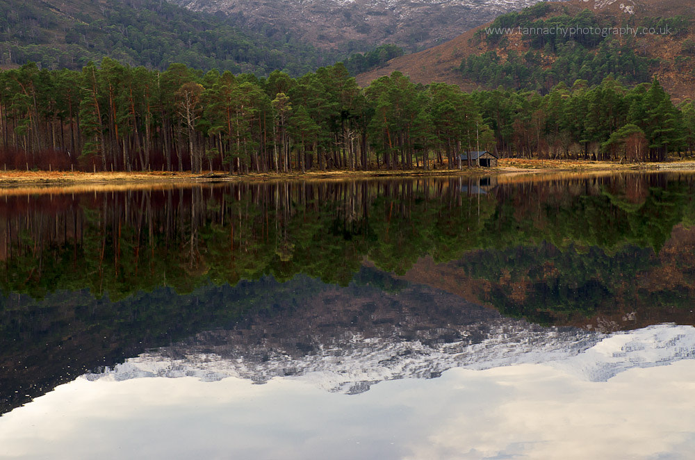 Photograph Loch Clair Boathouse by Chris Jones on 500px