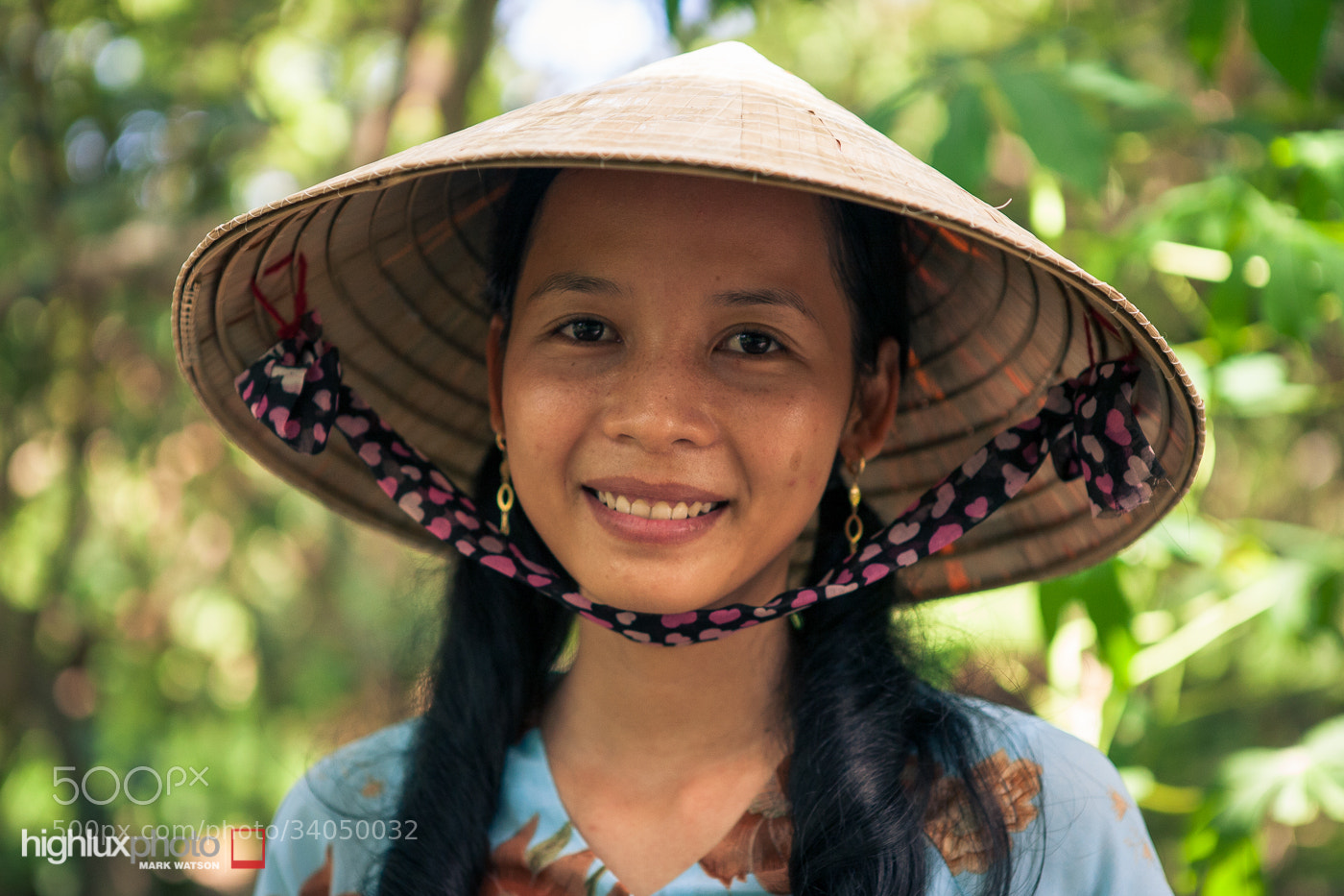 Photograph Mekong Girl by Mark Watson on 500px