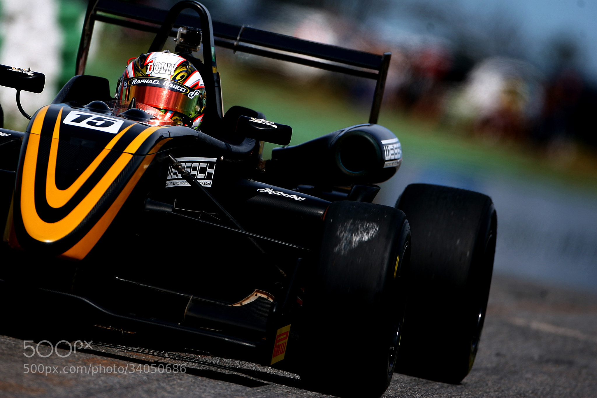Photograph RR Racing - F3 by Bruno  Terena on 500px