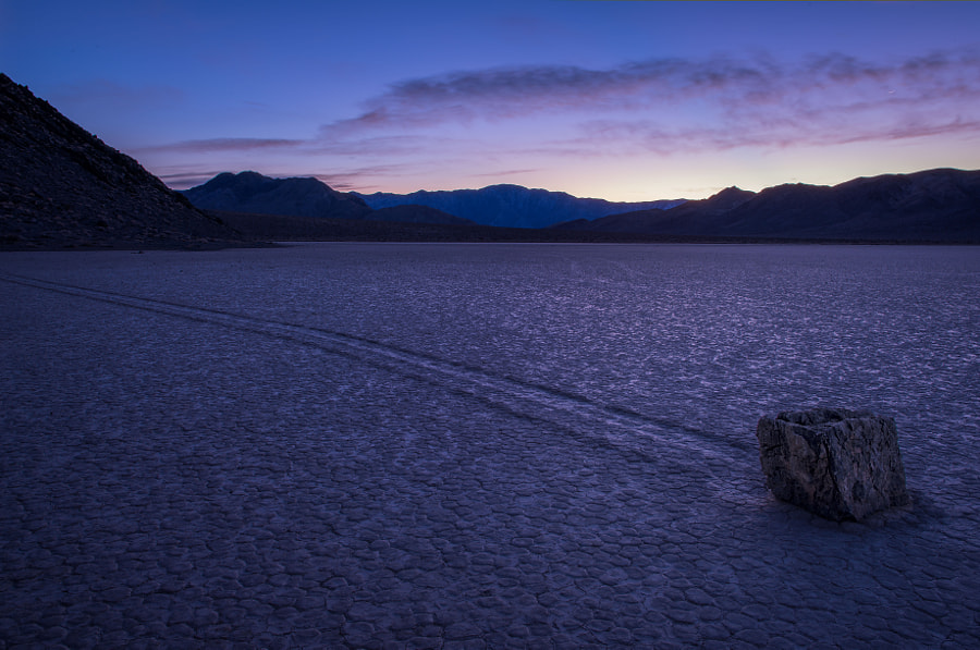 Death Valley Racetrack Playa