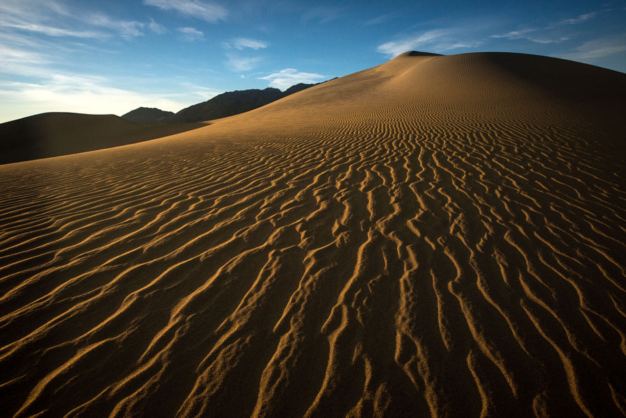 Photograph Death Valley Dunes by Matt Kloskowski on 500px