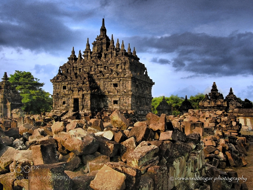 Photograph Plaosan Temple by Irawan Subingar on 500px