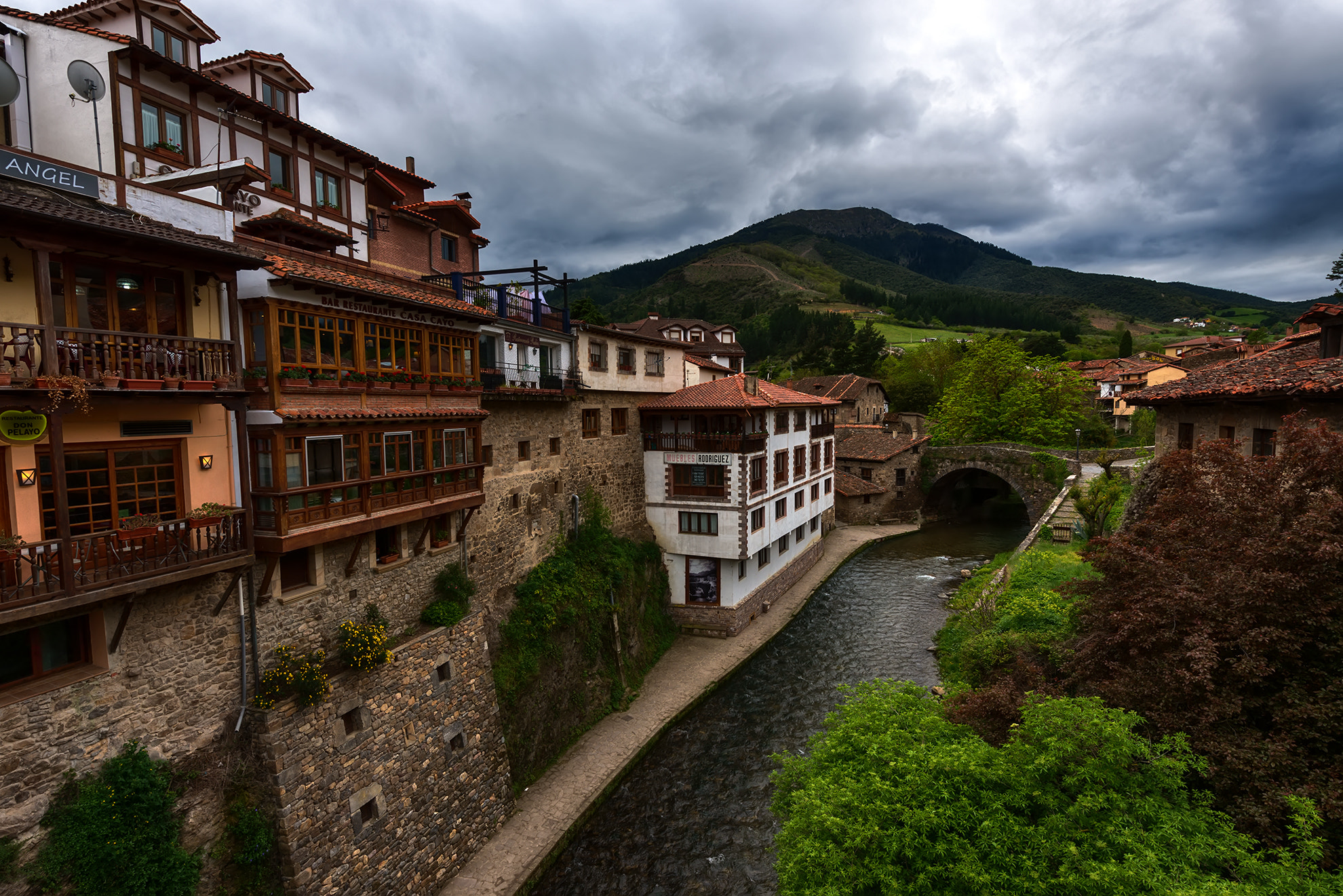 Photograph Potes by Jorge Orfão on 500px