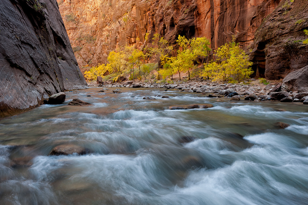 Photograph Fall in the Narrows by James Newkirk on 500px