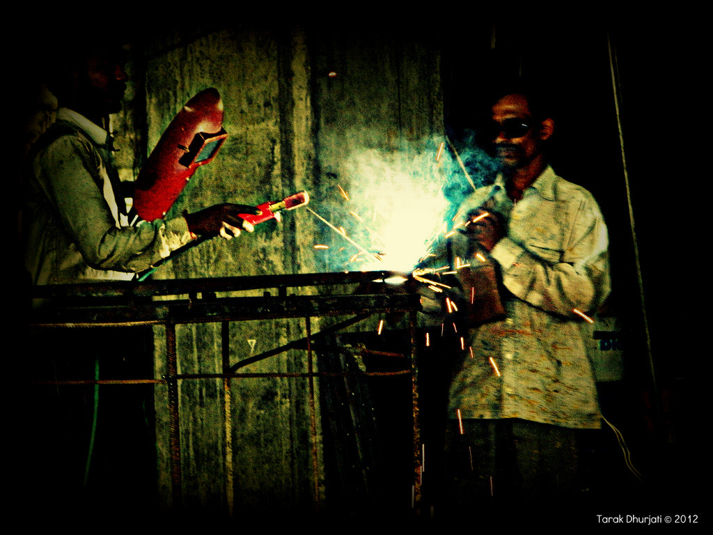 Photograph Welders by SparklingSpinStress Photography on 500px