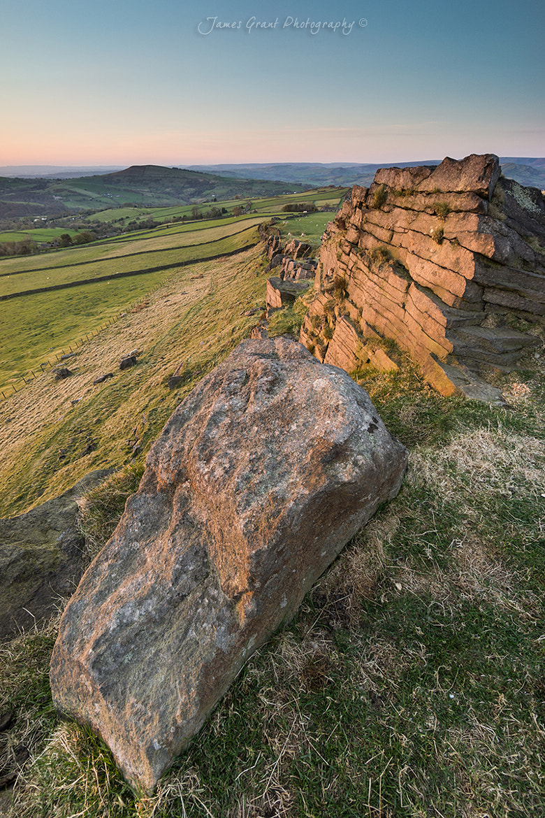 Photograph Windgather Rocks by James Grant on 500px