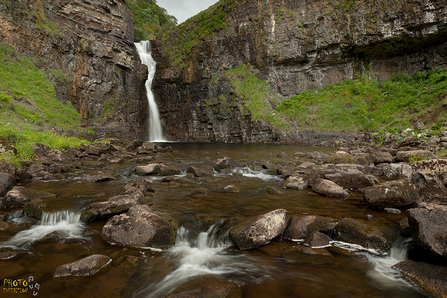 Photograph Lealt waterfall by Eugene Remizov on 500px