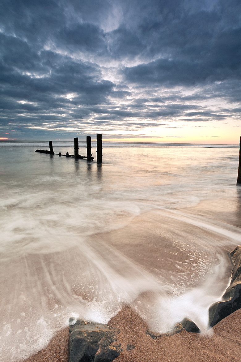 Photograph Swept Away by Michael James Combe on 500px