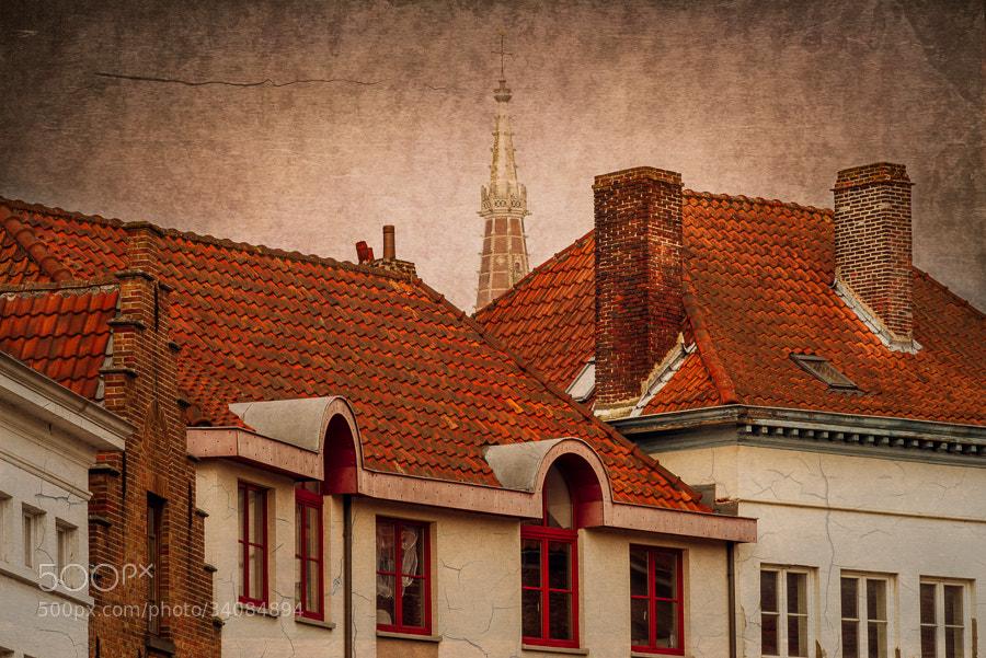 Photograph Dark city by Alyaksandr Stzhalkouski on 500px