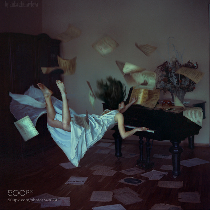 Photograph when gravity does not work by Anka Zhuravleva on 500px