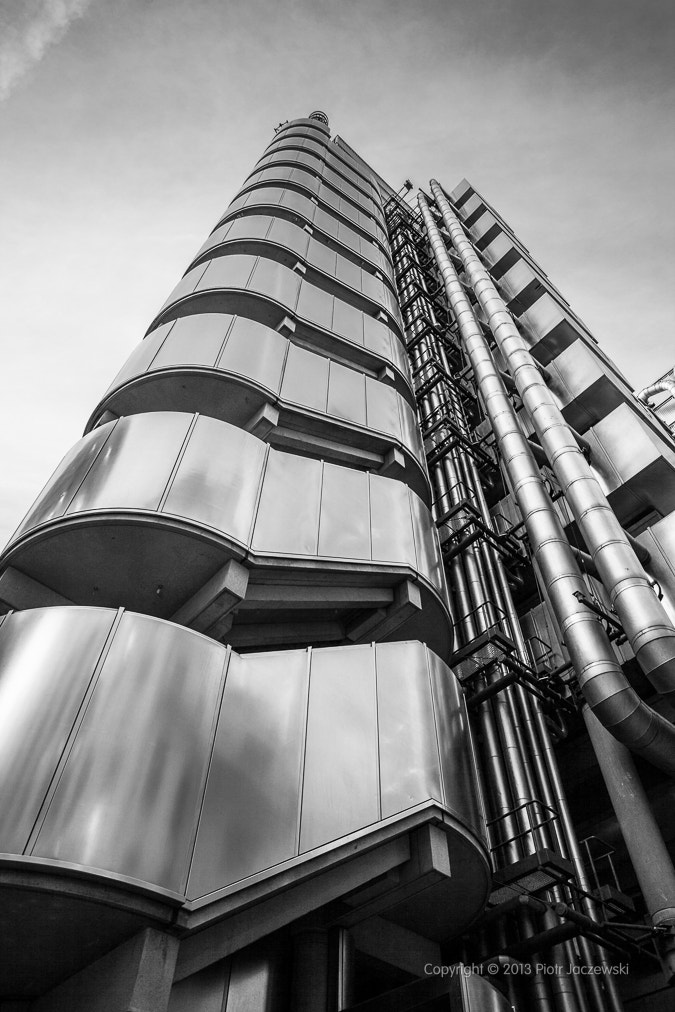 Photograph Lloyd's building  by Peter Jot on 500px
