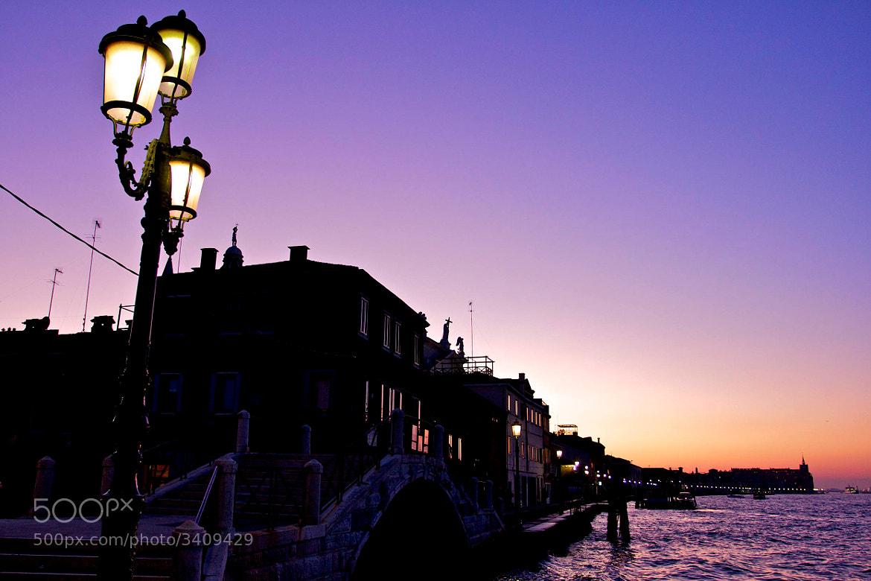 Photograph Sunset in Venice by Guido Merkelbach on 500px