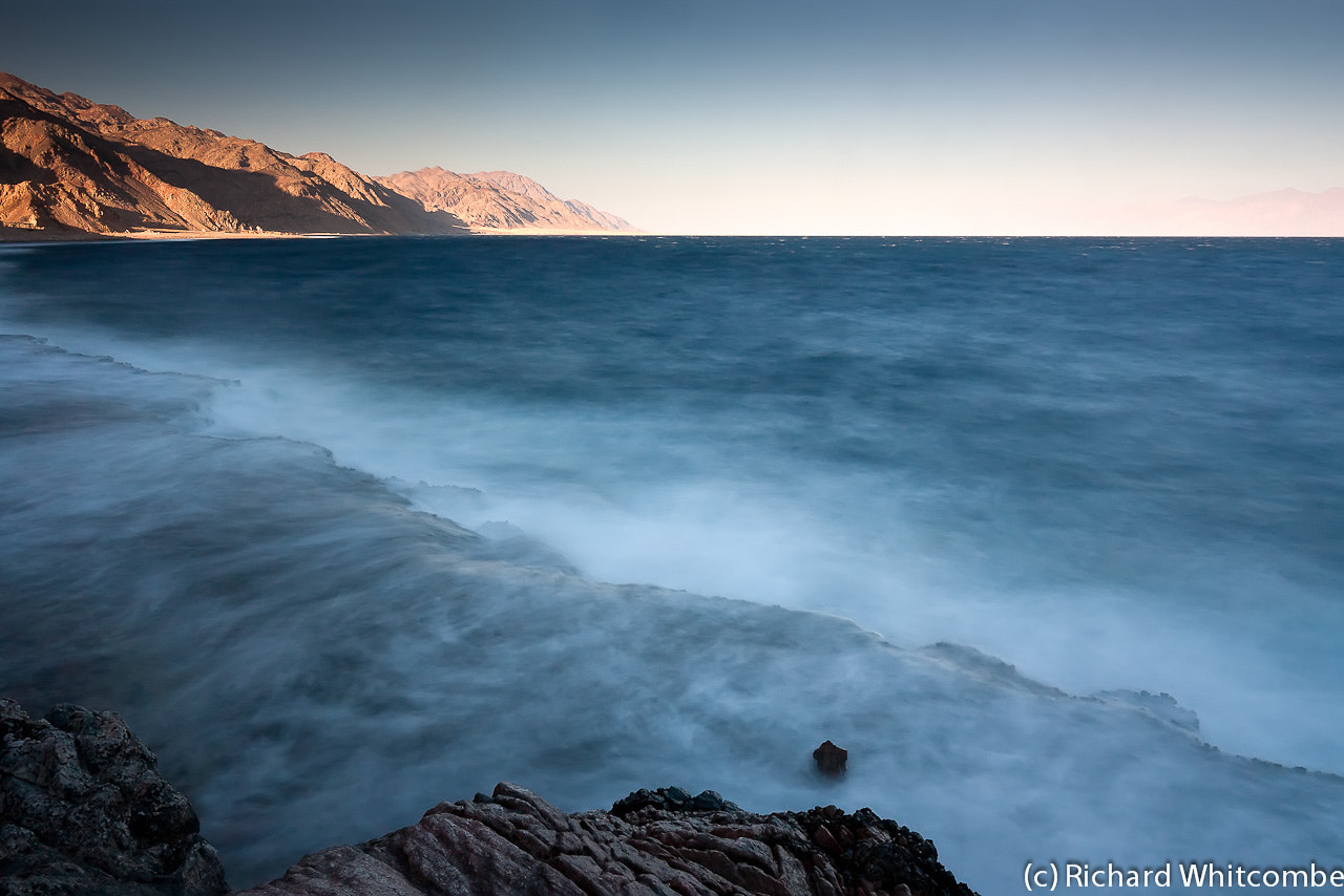 Photograph Rough coast by Richard Whitcombe on 500px