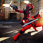 Постер, плакат: Bang Bang Bang Deadpool and Lady Deadpool