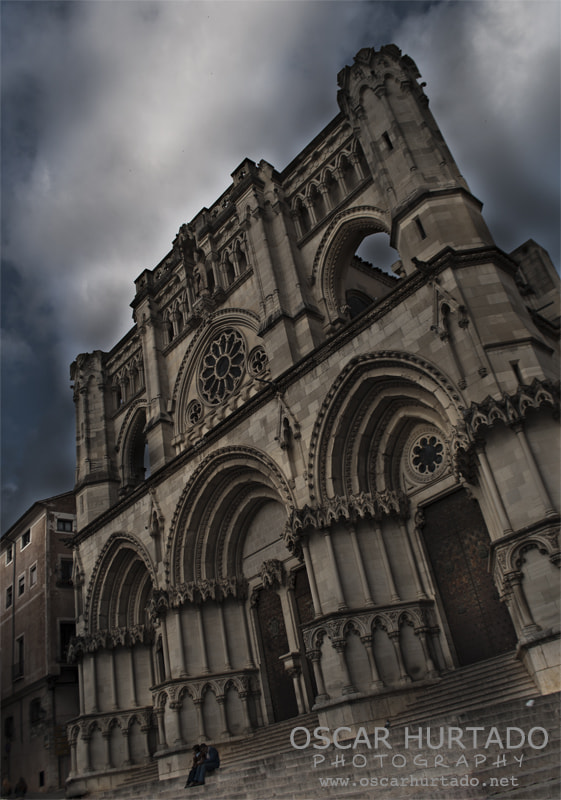 Photograph Cuenca Cathedral by Oscar Hurtado on 500px