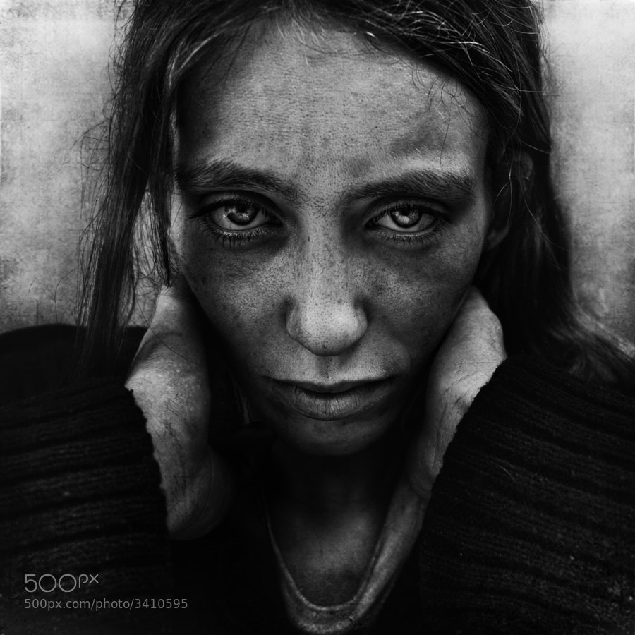 Michelle by Lee Jeffries (LeeJeffries) on 500px.com
