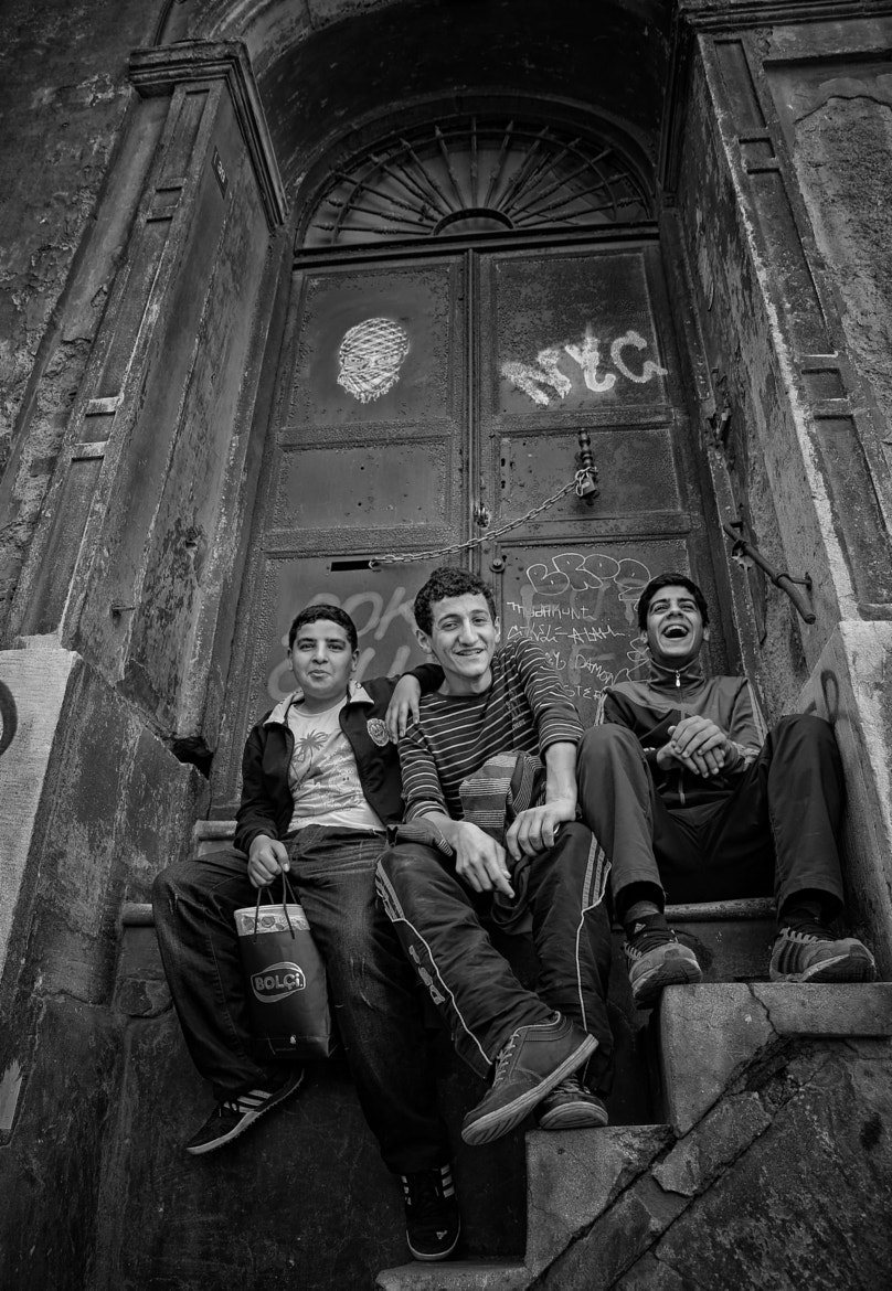 Photograph Istanbul Kids by Koray Can on 500px