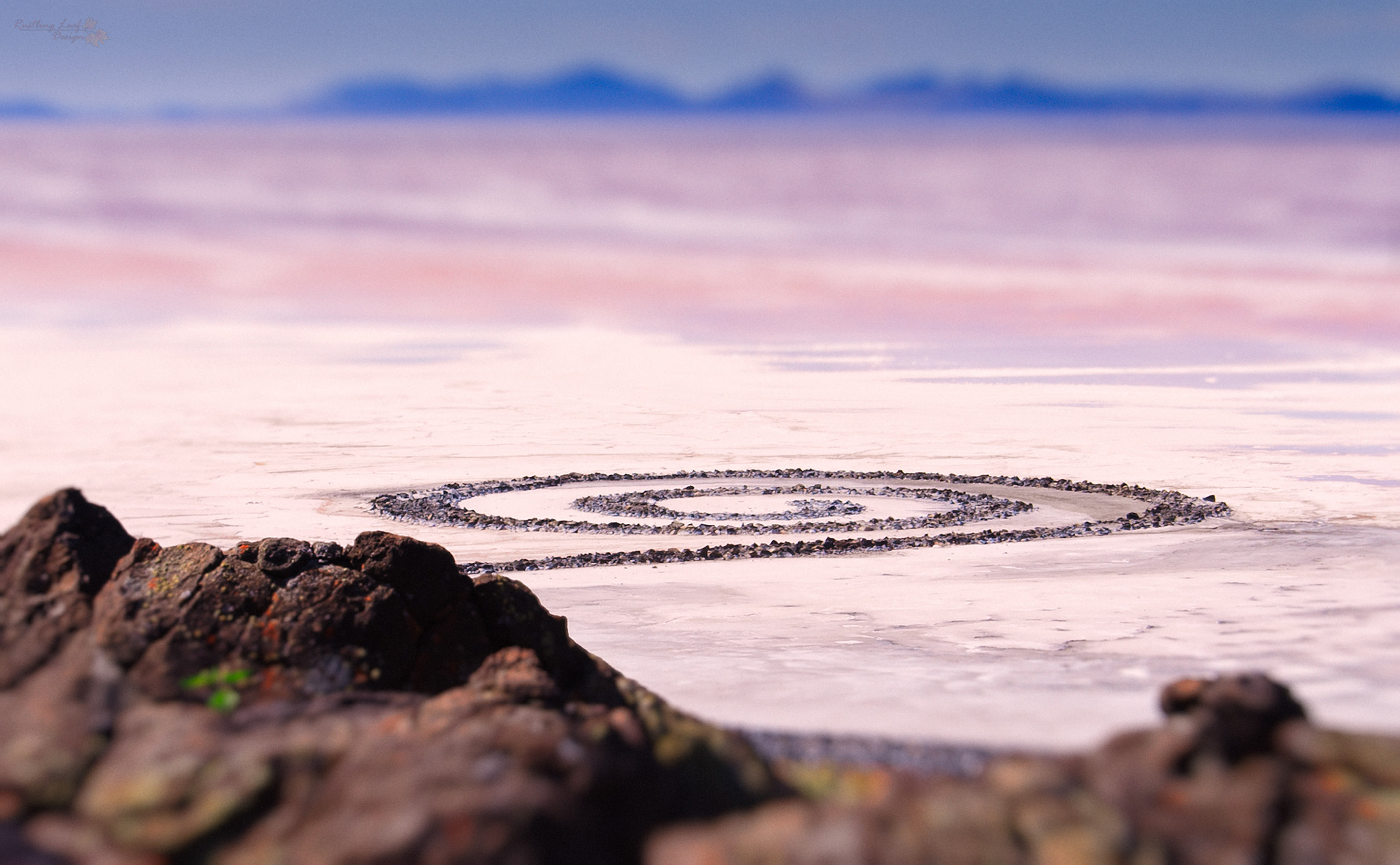 Photograph Spiral Jetty by Scott Stringham on 500px