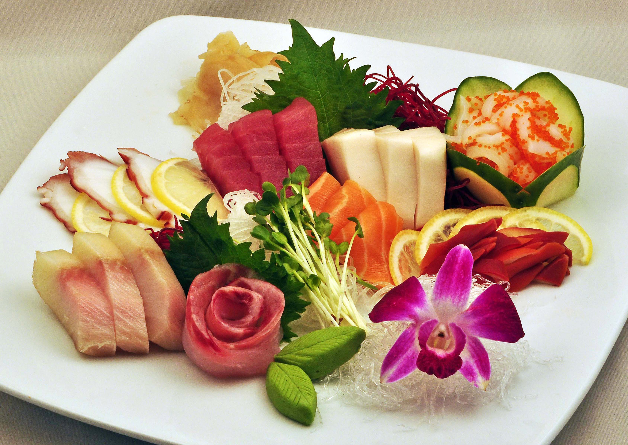 Photograph Sushi as Art by Joe Routon on 500px