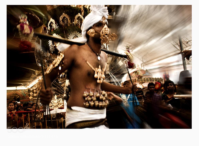Photograph Kavadi Dancer - Thaipusam Singapore by Ramesh Ramakrishnan, Iyer on 500px