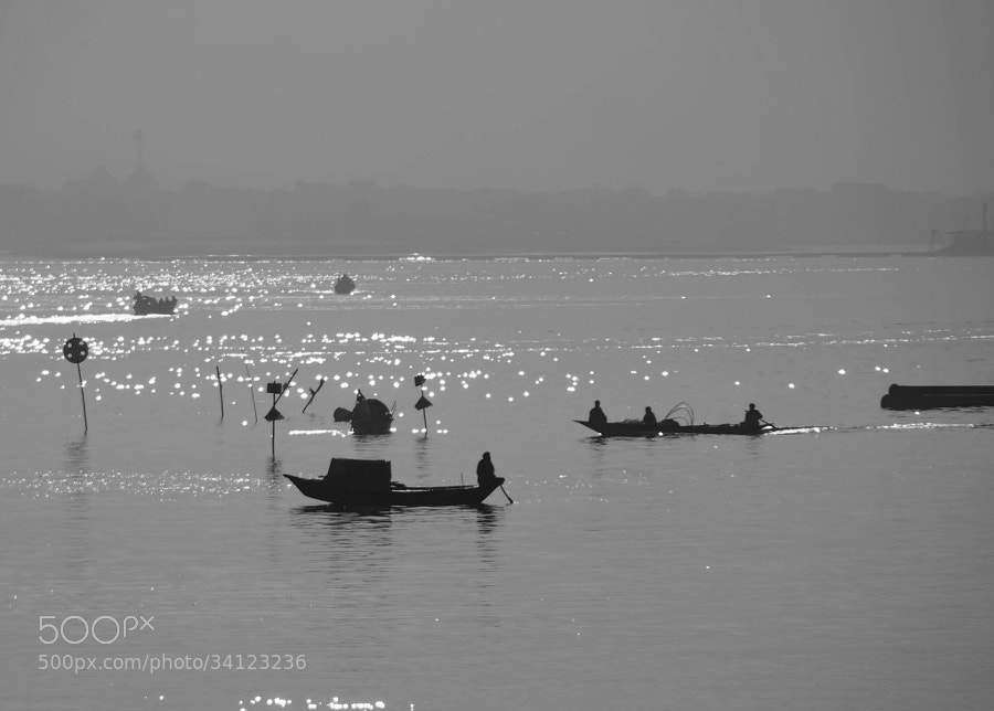 Life on the River by Obaej Tareq (obaej)) on 500px.com