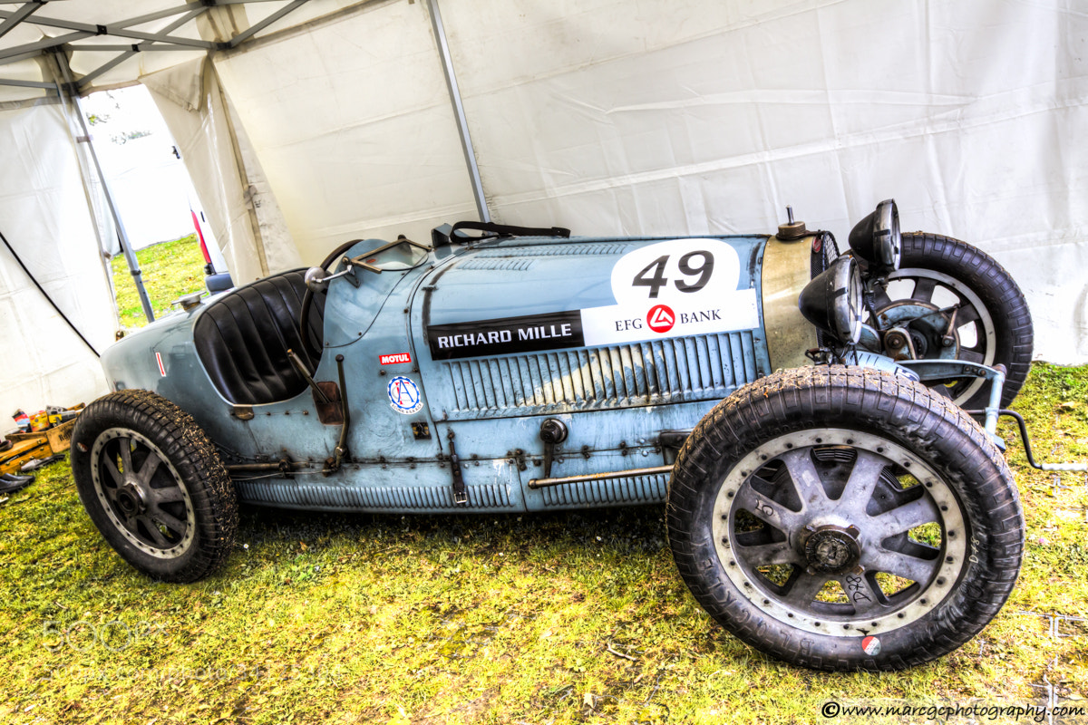 Photograph Bugatti 35B (1927) by Marc Garrido on 500px