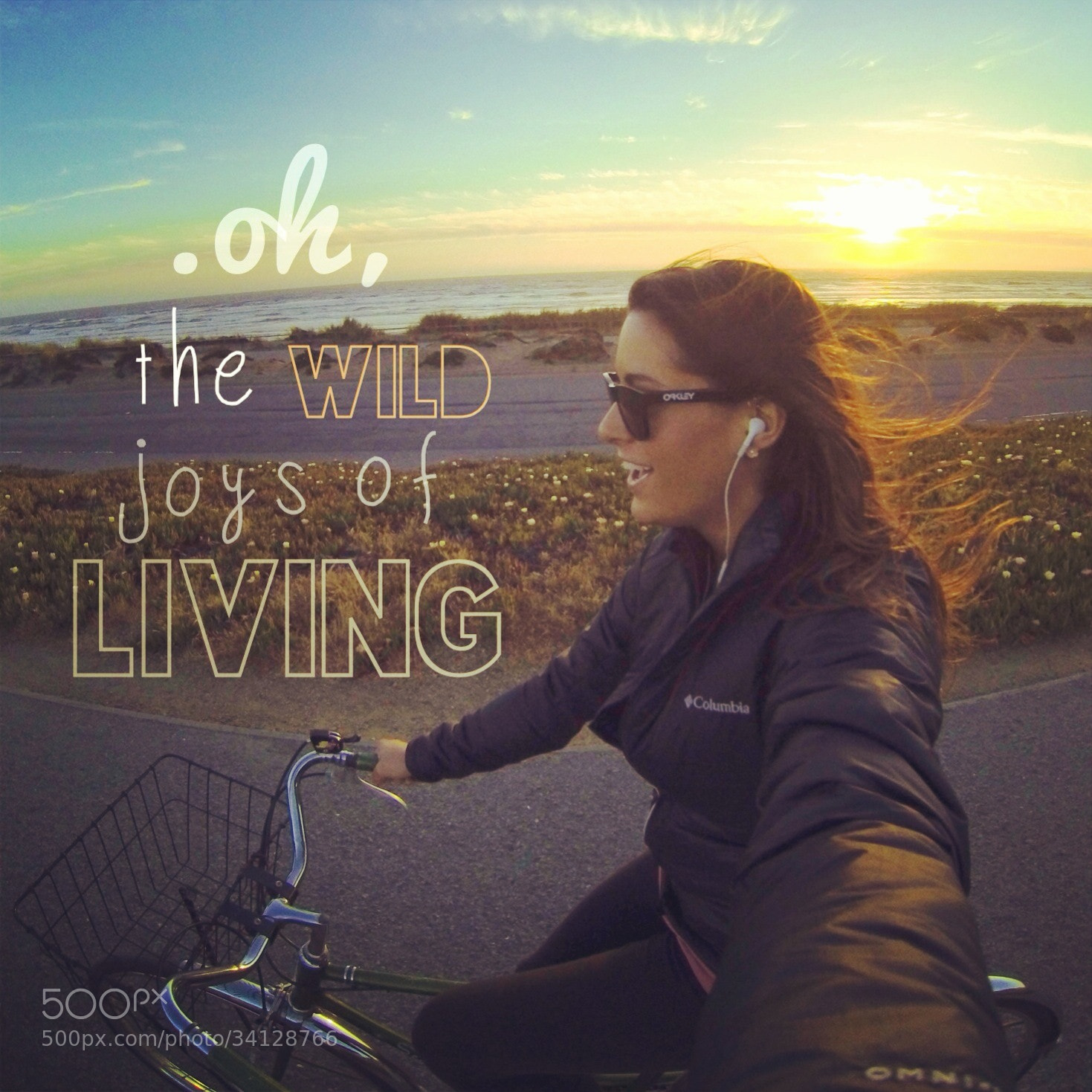 Photograph Oh, The Wild Joys of Living! by Tori Lesikar on 500px