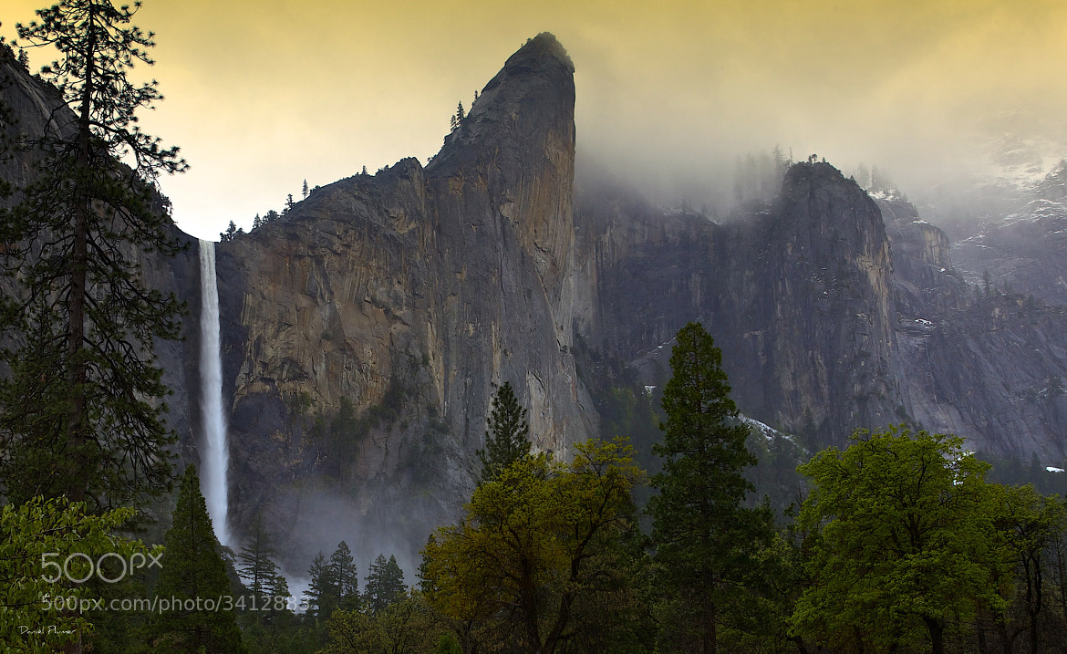 Photograph Bridalveil Falls by Daniel Plumer on 500px