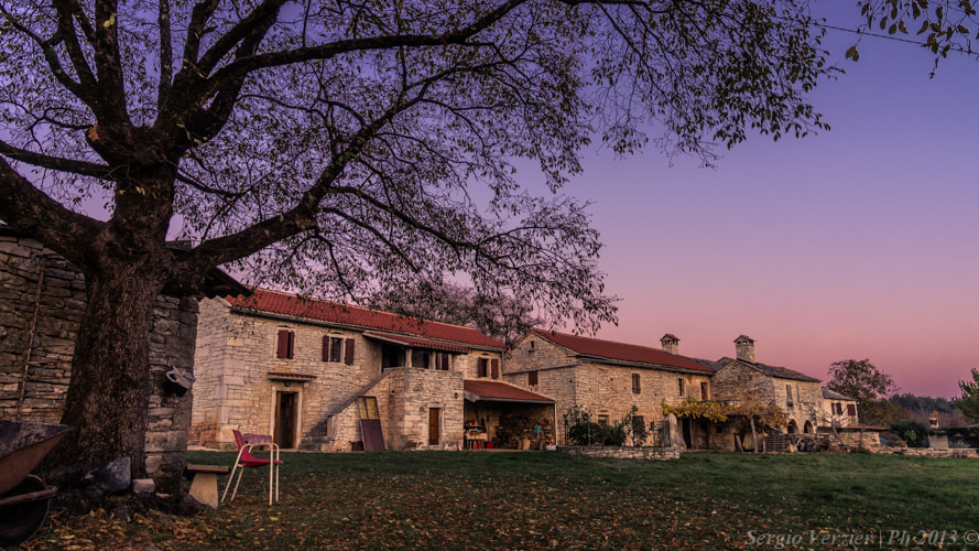 Photograph Istria sunset by Sergio Verzier Photography on 500px
