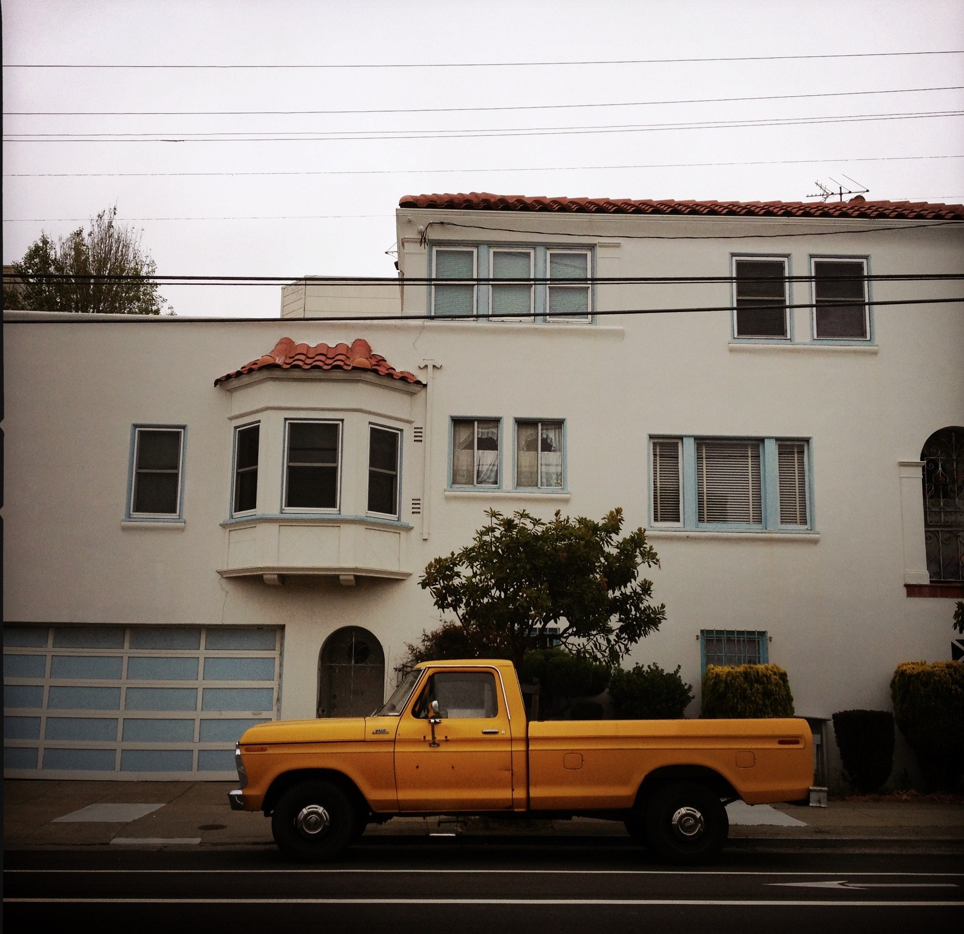 Photograph Yellow Truck by Tori Lesikar on 500px