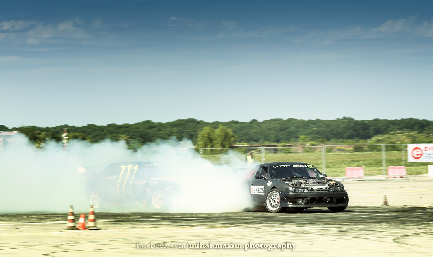 Photograph Dobre and Calin - Round 2 GTT DRIFT Series Romania by Mihai Maxim on 500px