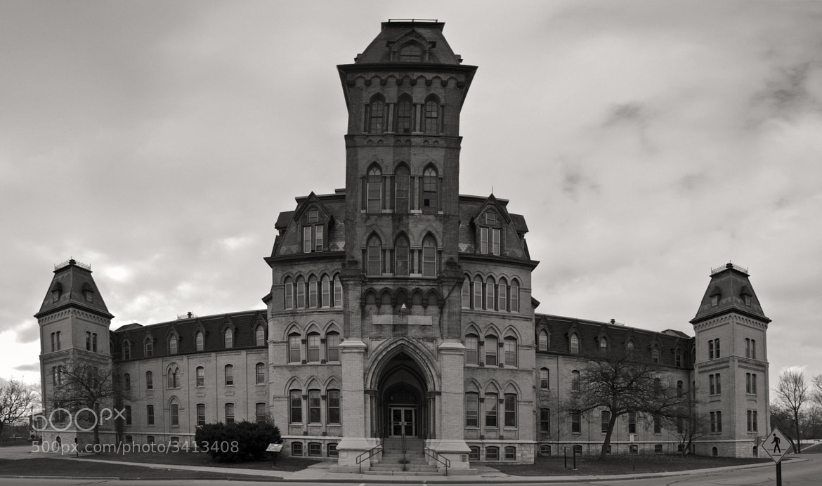 Photograph Old Main by Randy Scherkenbach on 500px
