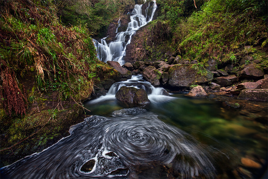 Photograph Torc Falls by Stephen Emerson on 500px
