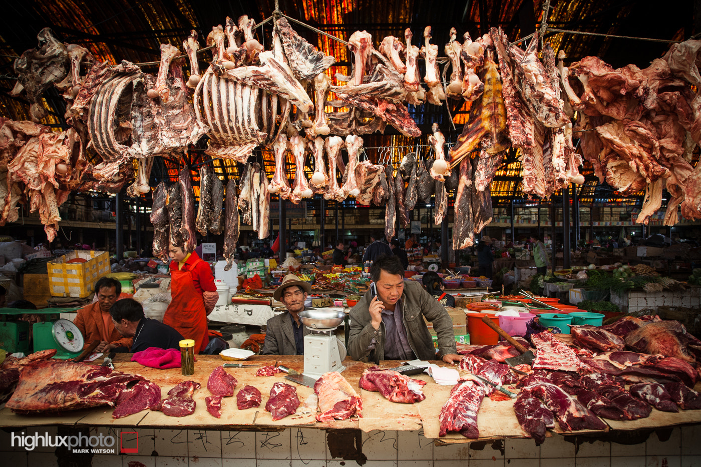 Photograph The Butcher by Mark Watson on 500px