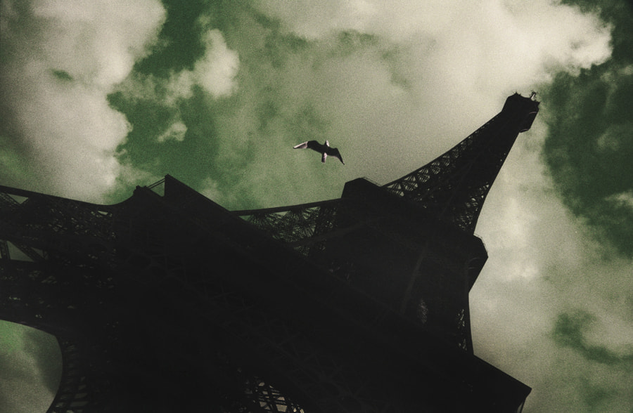 Photograph Eiffel XP by Jack Culbertson on 500px