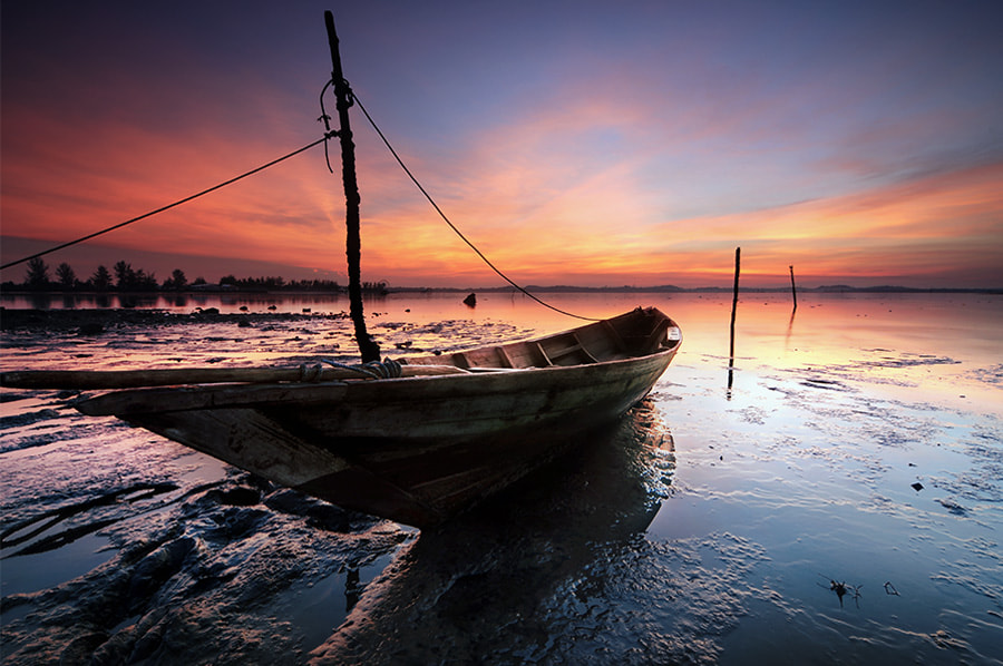 Photograph Parking by Calles Gunawan on 500px