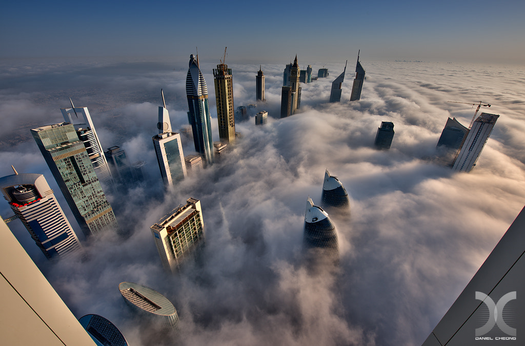Photograph Vertigo Fog 2 by Daniel Cheong on 500px