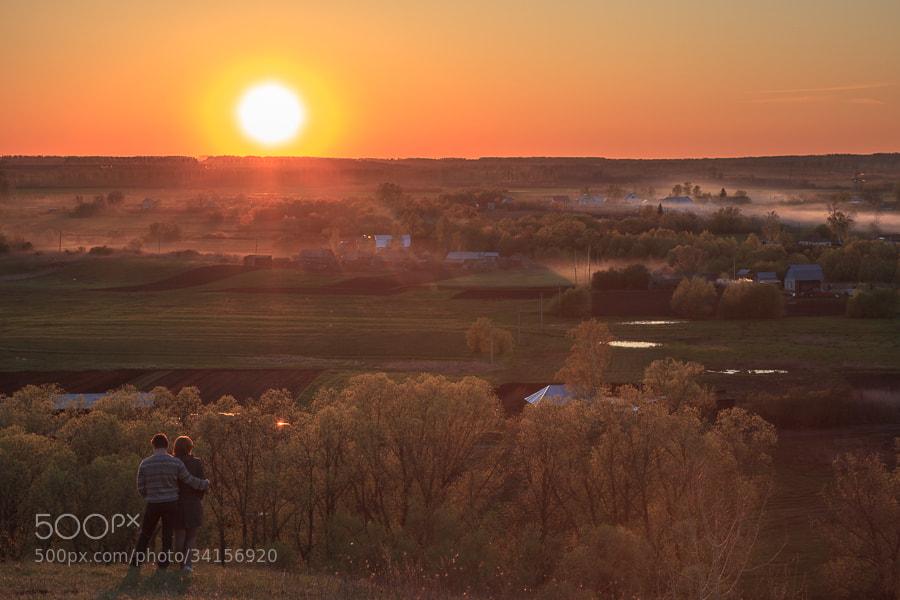 Photograph Наблюдая закат by Саша aka SAS on 500px