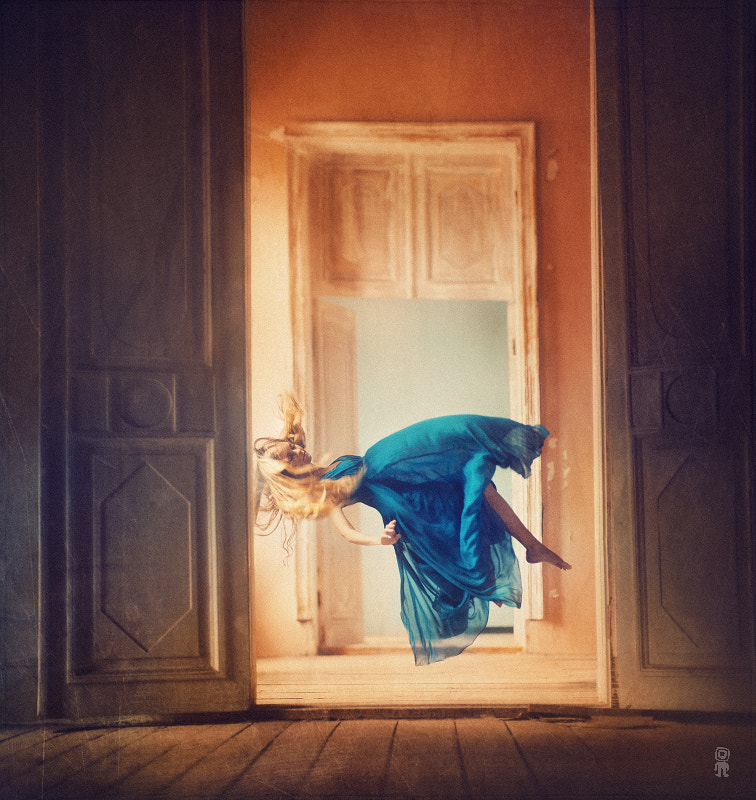 Photograph Zero gravity by Nikolay Tikhomirov on 500px
