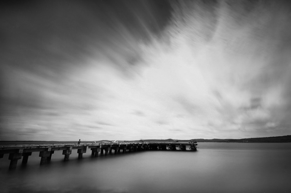Photograph  Fast Moving Clouds by Aris Winahyu BR on 500px