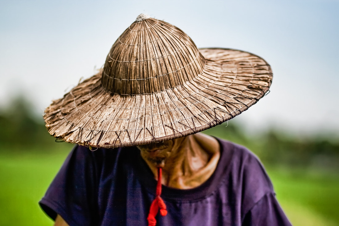 Photograph Thai Binh Hat by Etienne Bossot on 500px