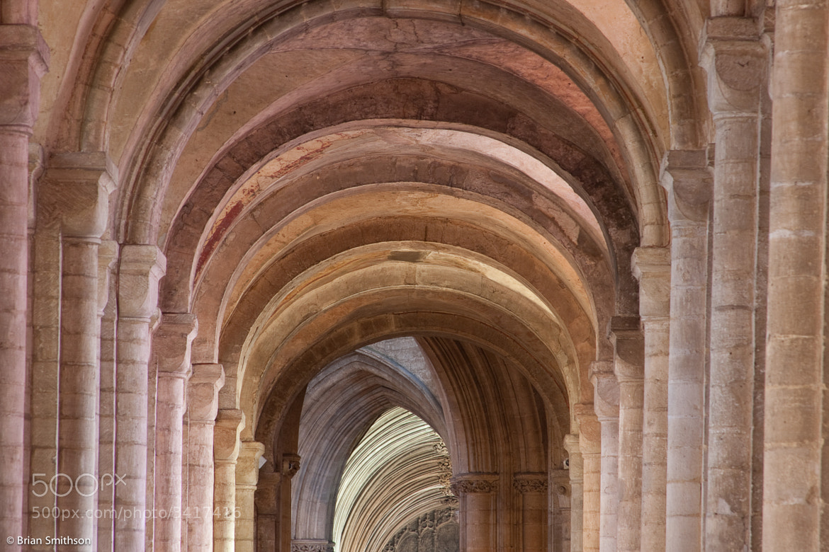 Photograph Arches of perspective by Brian Smithson on 500px
